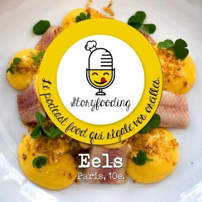 @Eels, Paris 10e: Adrien Ferrand, un jeune espoir de la gastronomie à surveiller. cover