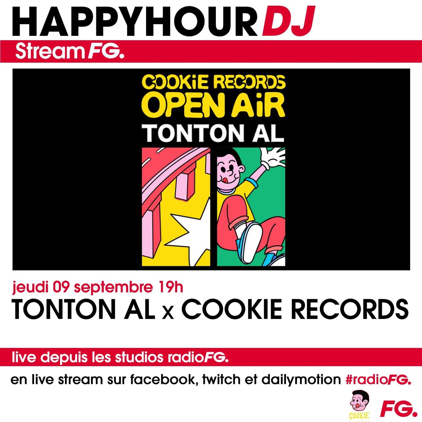 HAPPY HOUR DJ : TONTON AL