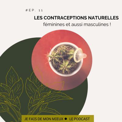 Les contraceptions naturelles féminines, et aussi masculines ! cover