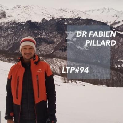 """LTP#94 DEMANDE CONSEIL AU DR FABIEN PILLARD """" 1 -  A-I-N-S ET TRAIL /  2 - TRAIL ET MALADIE DE LYME """" cover"""