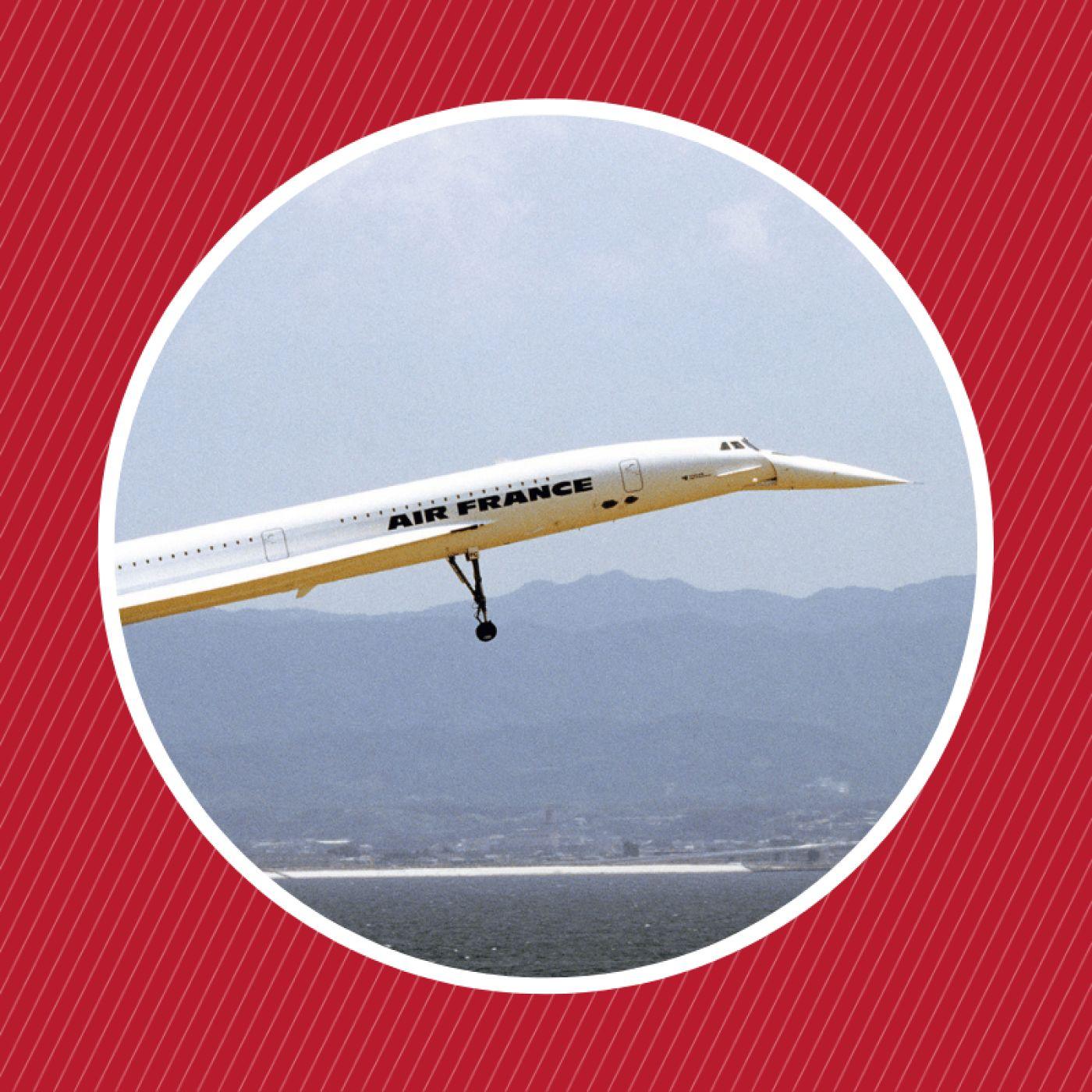 1969 : Le Concorde, un avion mythique