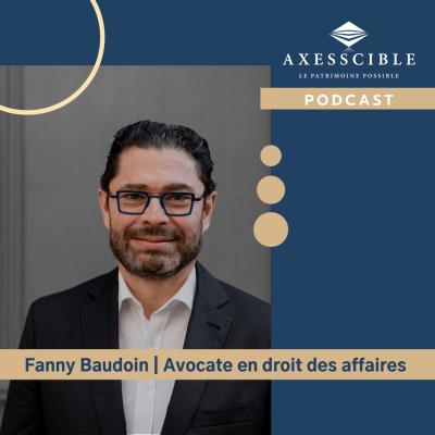 Rencontre avec Fanny Baudouin | Avocate en droit des affaires cover