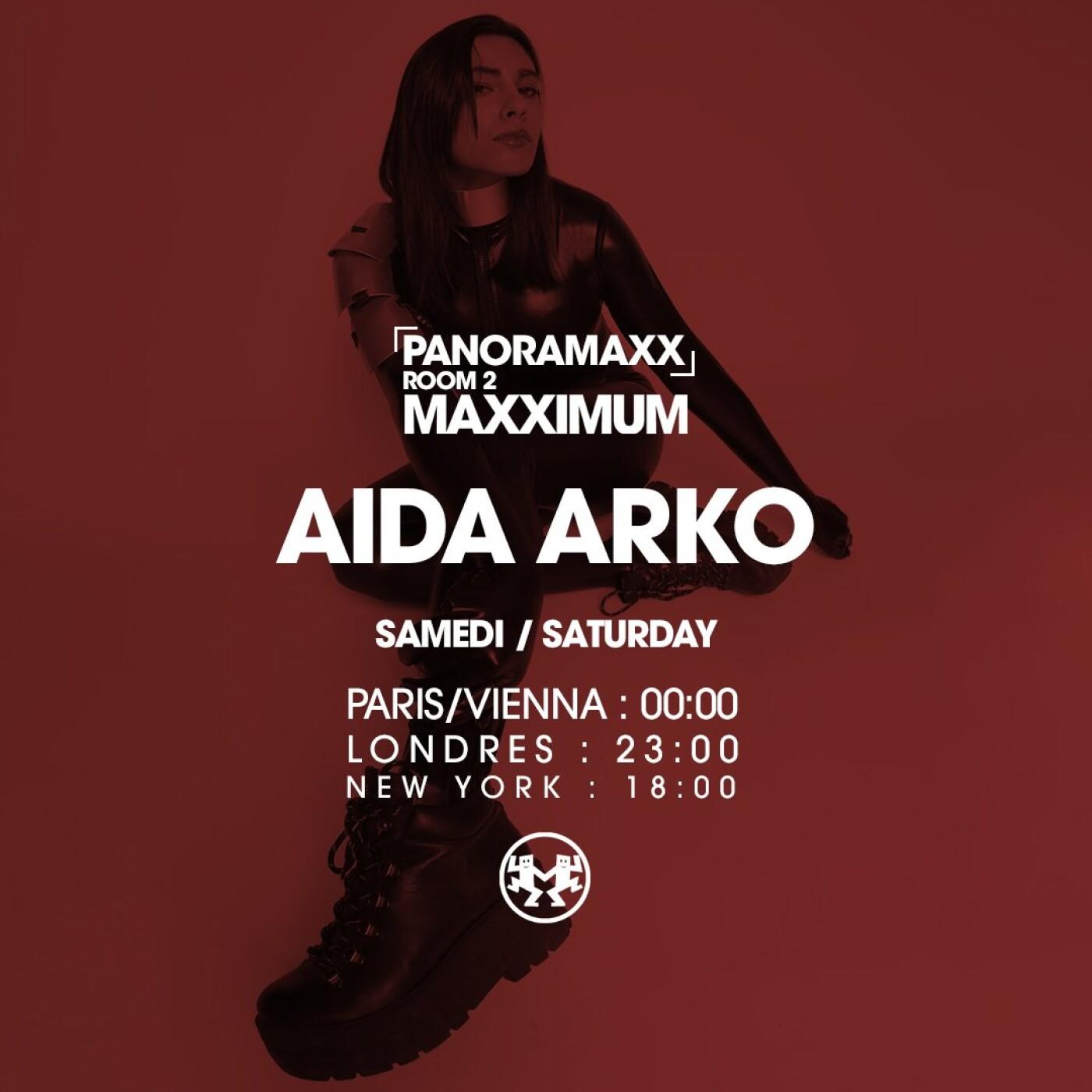 PANORAMAXX : AIDA ARKO