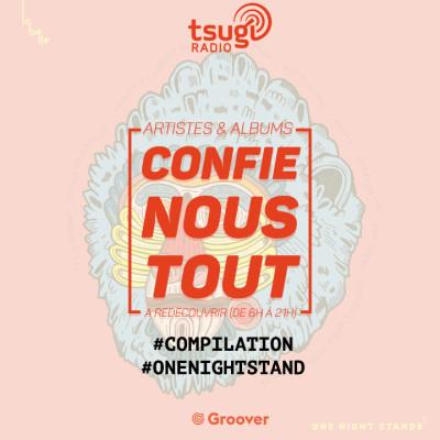 Confie-nous tout, la quotidienne avec Jean Fromageau : One Night Stands (Compilation) cover