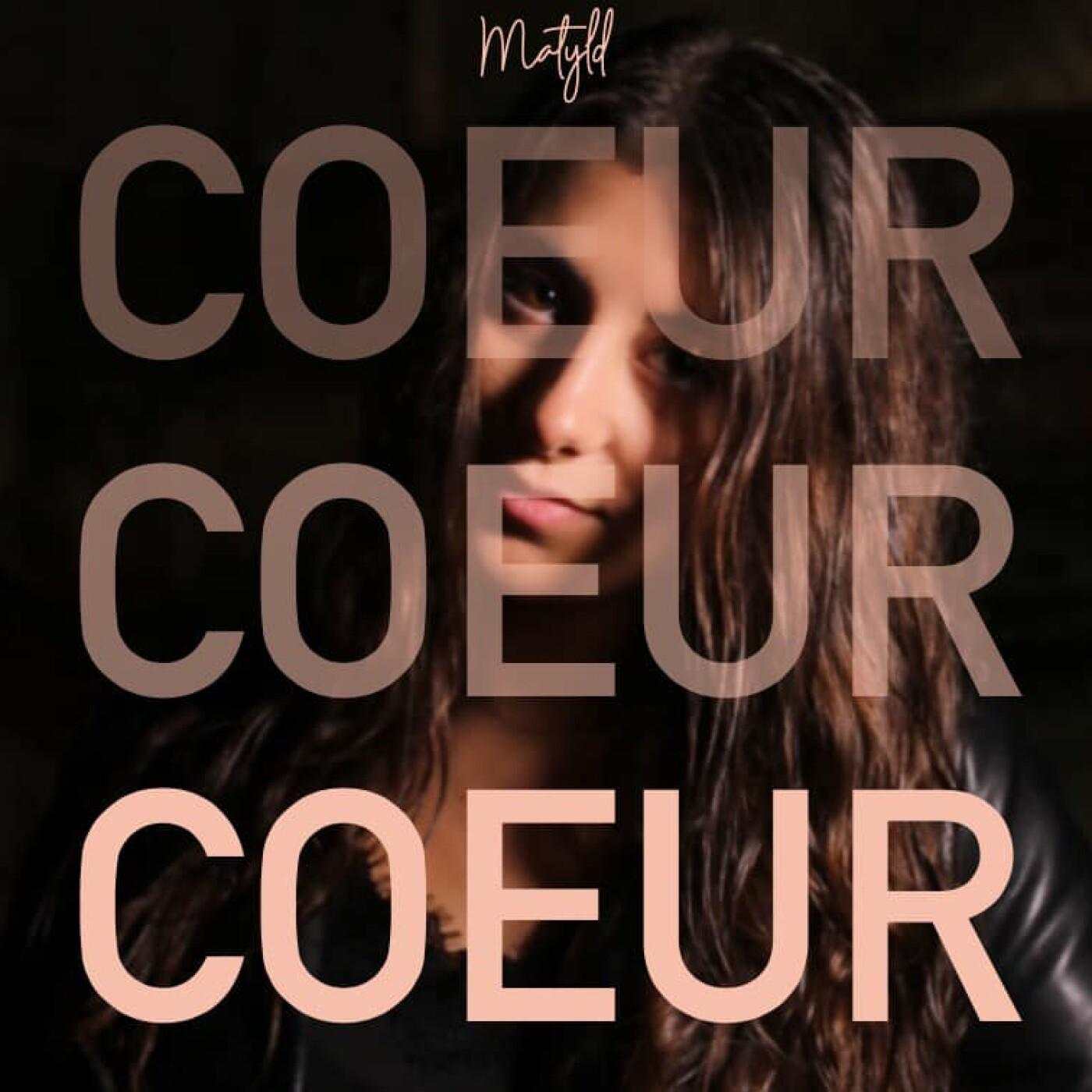 Mathyld, Artiste du jour, présente son nouveau titre Coeur - 10 03 2021 - StereoChic Radio