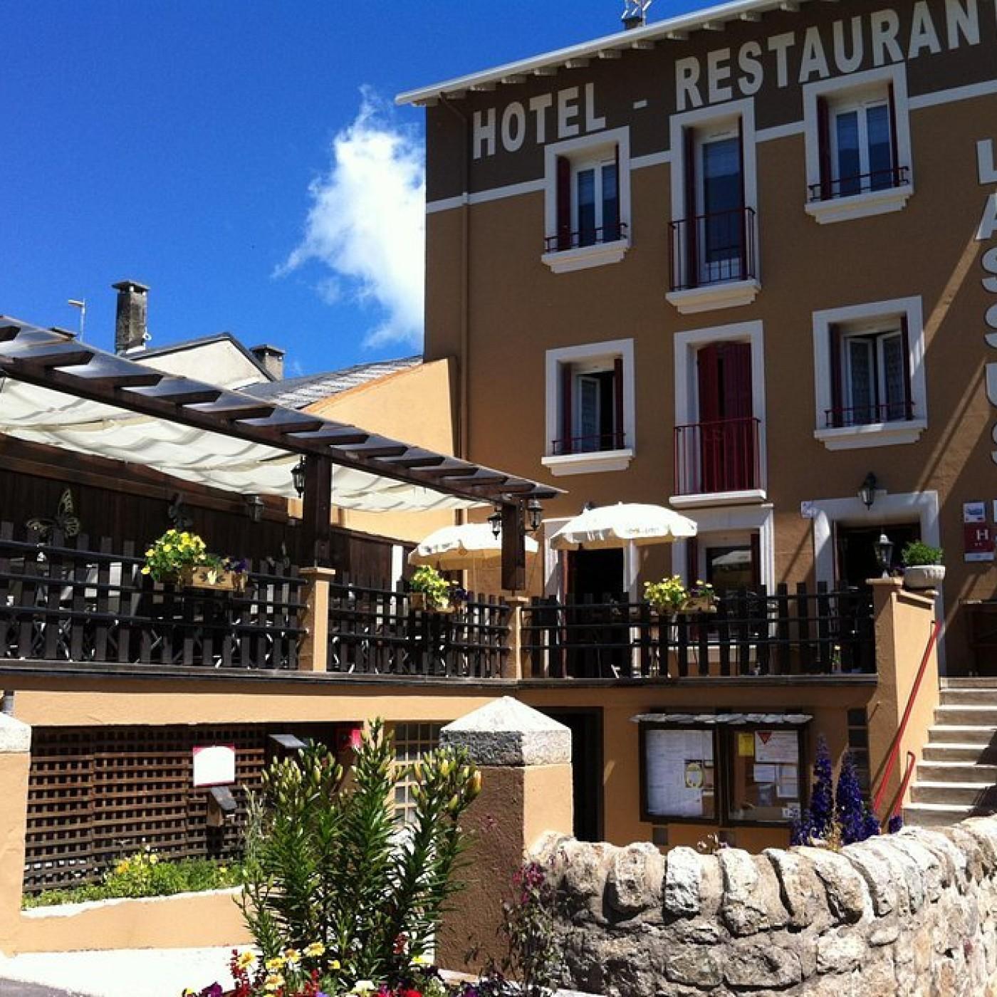 L'assiette locale : Maryline de l'hôtel-restaurant Lassus à Bolquère