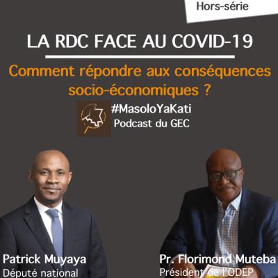 Hors-série #4 - La RDC face au Covid-19 : comment répondre aux conséquences socio-économiques ? cover