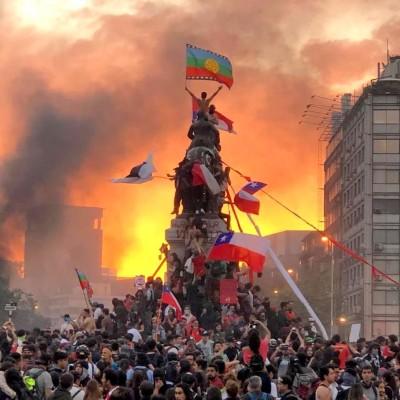 image #2050 & COP25 Edition spéciale - Reportage au Chili