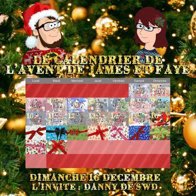 image Calendrier de l'avent 16 décembre : Dany de SWD