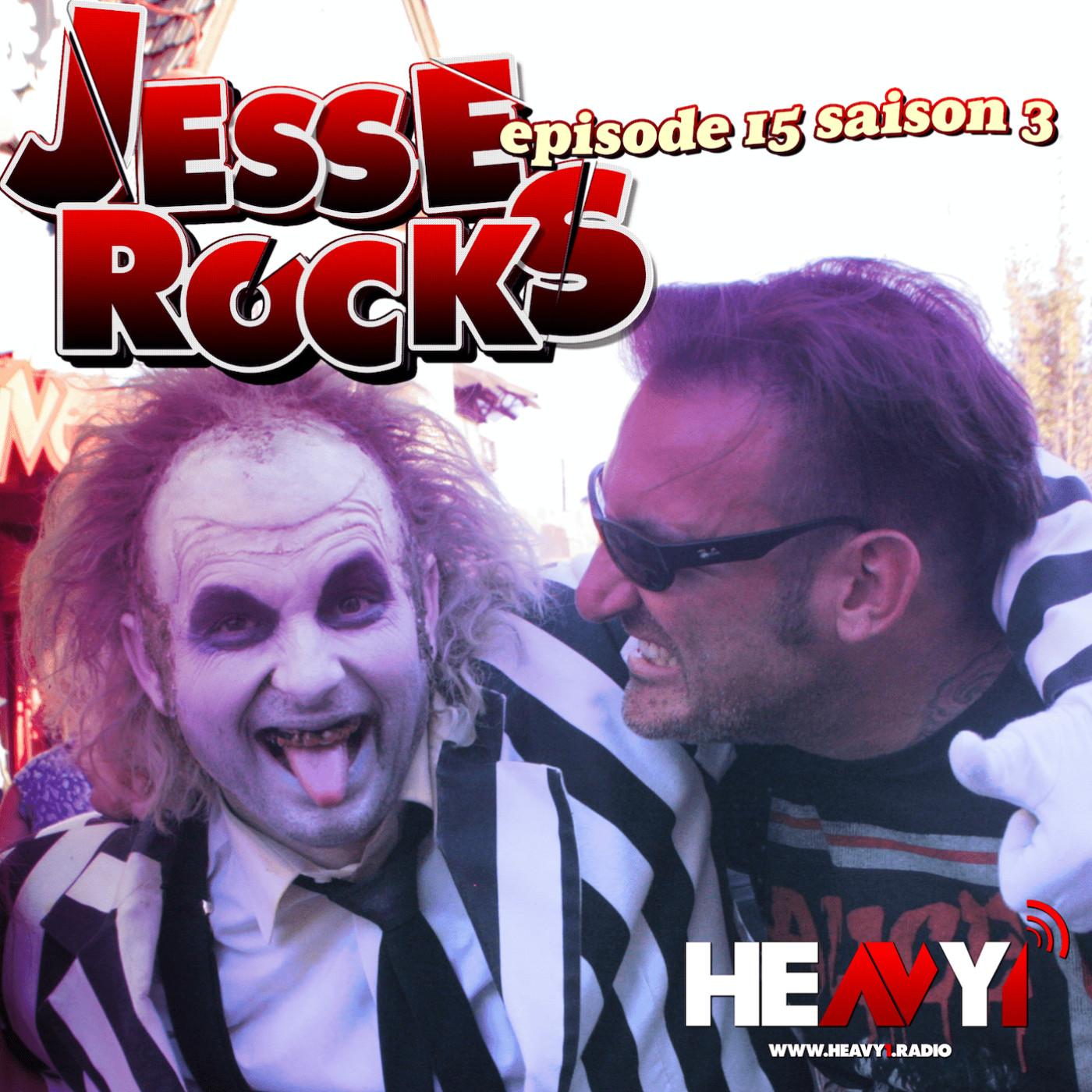 Jesse Rocks #15 Saison 3