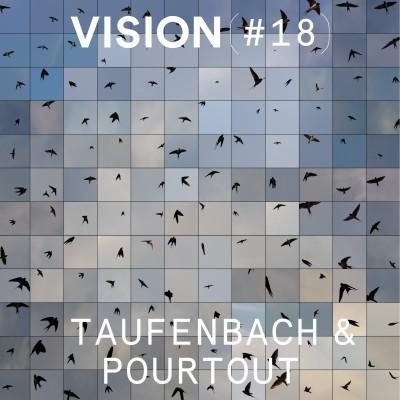 VISION #18 - EDOUARD TAUFENBACH & BASTIEN POURTOUT cover