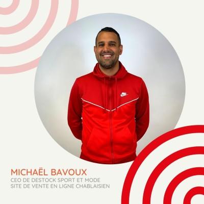 EP#33 Michaël Bavoux : New Deal Chablaisien cover
