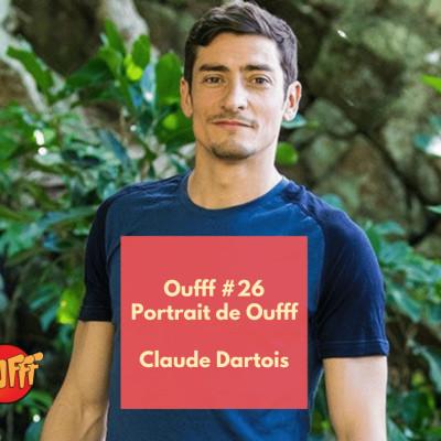 image Oufff #26 - Portrait de Oufff - Claude Dartois