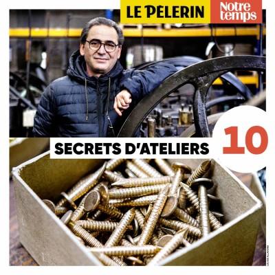 """Paulino (Oise) : """"À la clouterie Rivierre, les machines tournent depuis 1888 !"""" cover"""