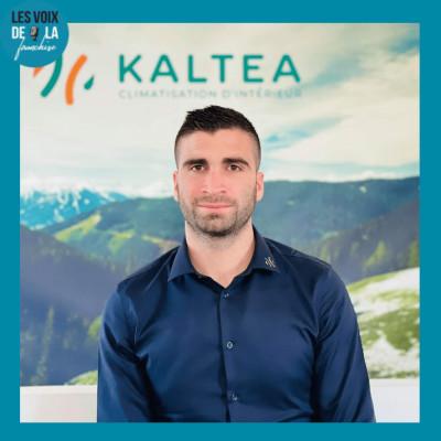 26 Kevin Torrano – Kaltea – Un passionné qui décide de structurer le métier de climaticien ! cover