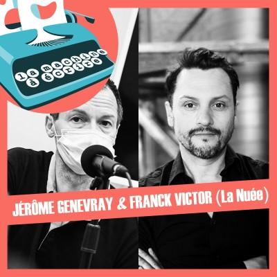 Le film de genre - Jérôme Genevray et Franck Victor (La Nuée) cover
