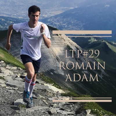 LTP#29 ROMAIN ADAM cover