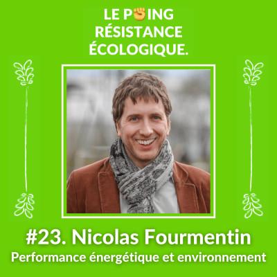 23. Nicolas Fourmentin - Performance énergétique et environnement cover