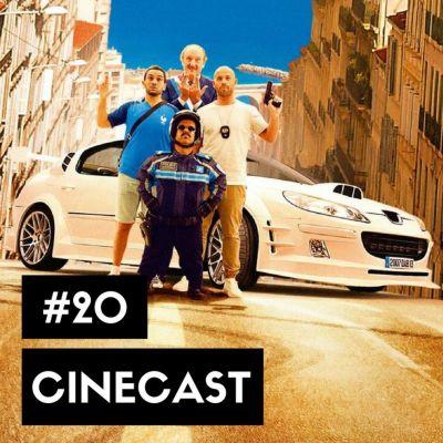 image S01E20 - Taxi 5, L'Île aux Chiens, Rampage & Carnivores