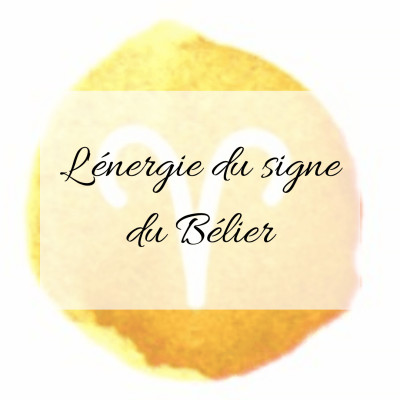 ENERGIE DU BELIER cover