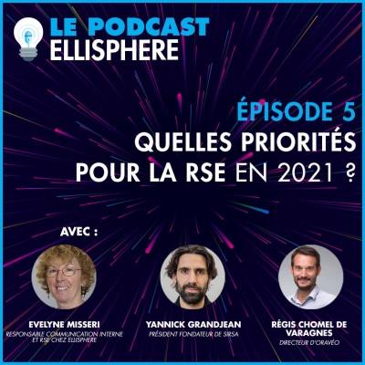 Episode 05 | Quelles priorités pour la RSE en 2021 ? cover