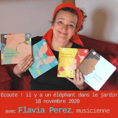 Flavia Perez, musicienne cover