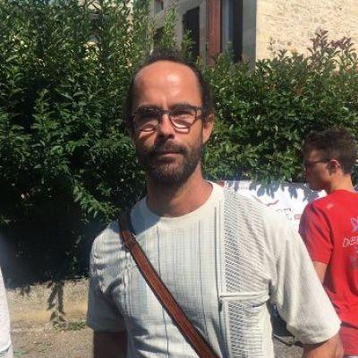 """image Entretien avec Cédric Herrou : """"On peut agir même si on est personne"""""""