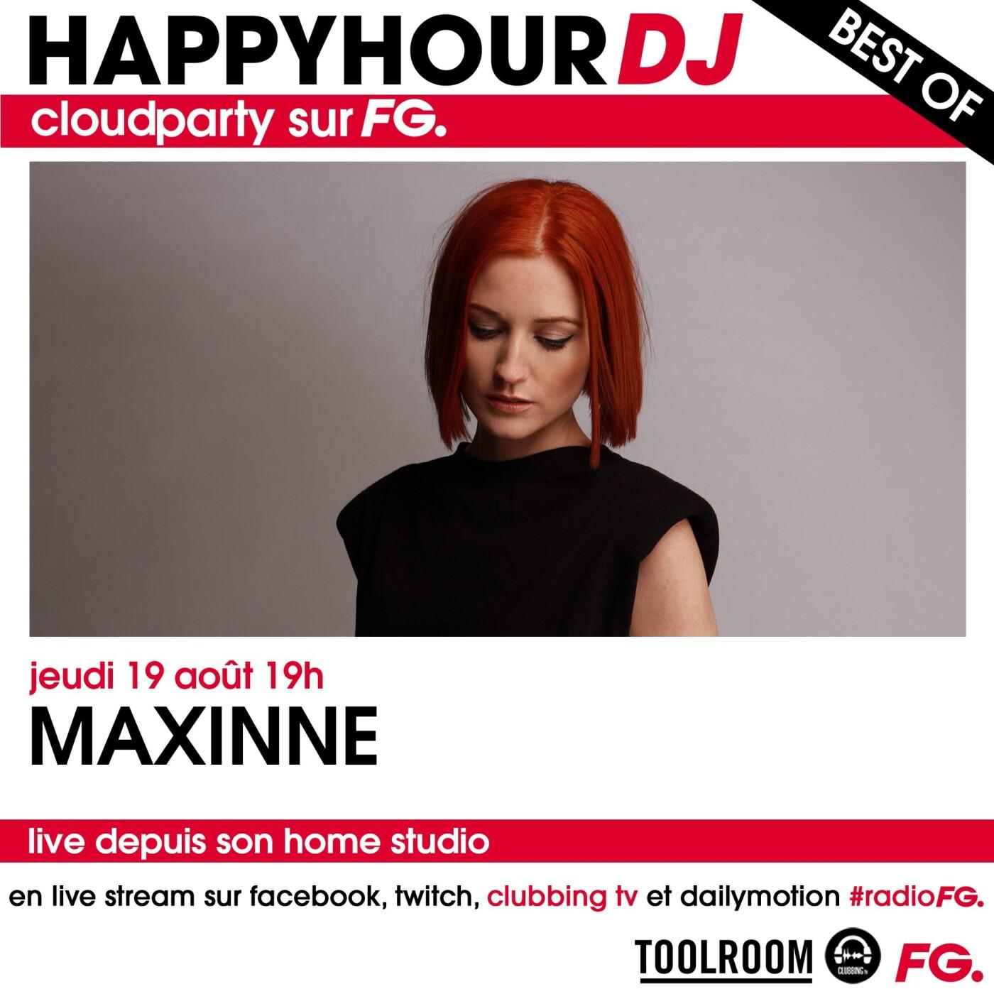 HAPPY HOUR DJ BEST OF : MAXINNE