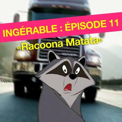 #11 - Racoona Matata cover