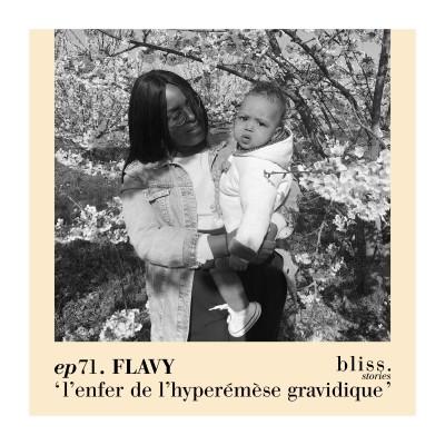 image EP71 - FLAVY, L'ENFER DE L'HYPERÉMÈSE GRAVIDIQUE