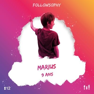 """:12 Marius - 9 ans : """"Sans tablette,  je ne pourrais pas suivre une scolarité normale"""" cover"""