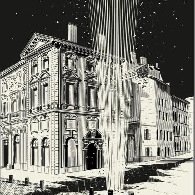 Chroniques d'une ville éphémère #1 - Place Bargemon avec Michel Risse cover