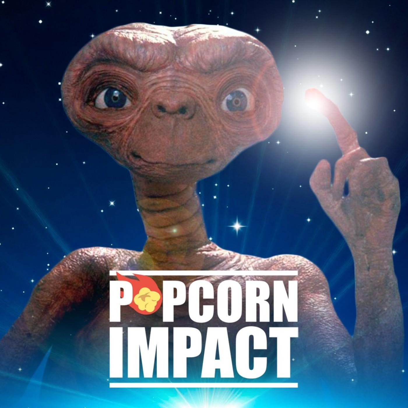 #065 - E.T., l'extra-terrestre - Émission immersion !