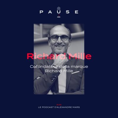 Richard Mille, Cofondateur de la marque Richard Mille cover