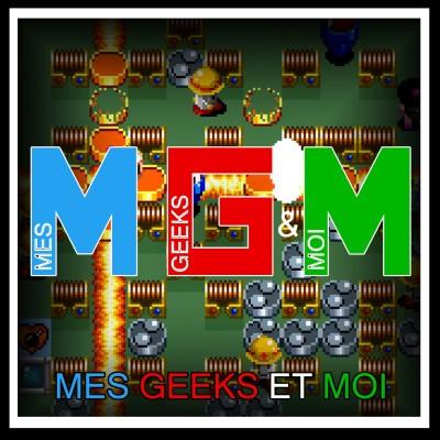 #23 Mes Geeks Et Moi : Les jeux multijoueur cover