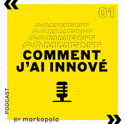 Comment j'ai innové cover