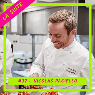 #37 - Nicolas Paciello: Le chef pâtissier va ouvrir sa boutique multi-sensorielle cover