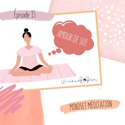 Mindset Méditation - Amour de soi cover