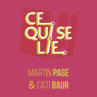 Martin Page & Cati Baur - ep. 2 cover