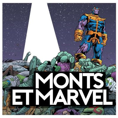 Episode n°53: Monts et Marvel cover