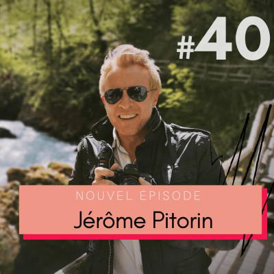 #40 AVANT-PREMIÈRE - Jérôme Pitorin, présentateur d'Échappées Belles sur la notion de réussite ⚡ cover
