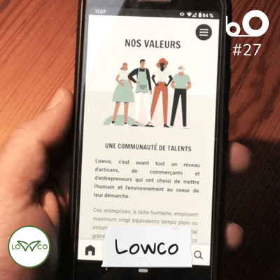 Episode 27: Lowco, le guide écoresponsable cover