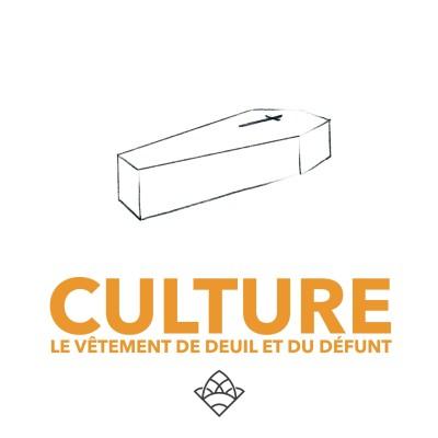 (culture #20)  Le vêtement de deuil et du défunt cover