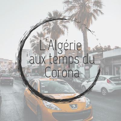 L'Algérie aux temps du corona cover