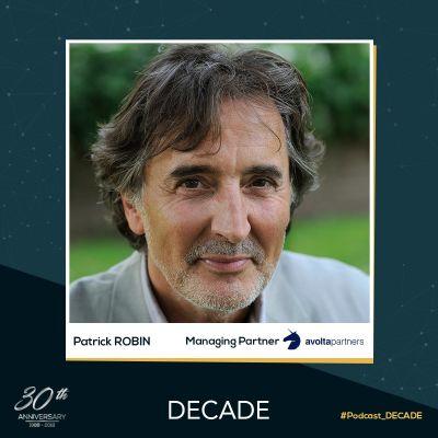 image EP21: Patrick ROBIN - CEO Avolta Partners