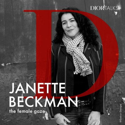 [Female gaze] Janette Beckman discusses her long career and how she brought her backstage aesthetic to the world of Dior cover