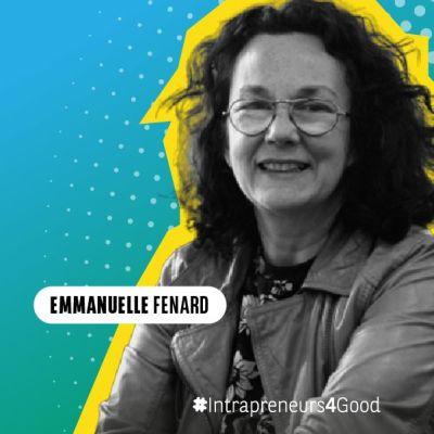 Emmanuelle Fenard intrapreneure chez BNP Paribas Cardif avec Tangata cover