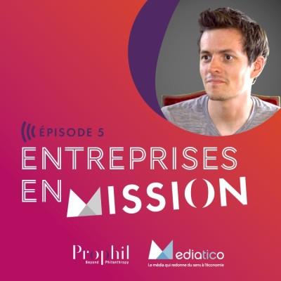 Pierre Dubuc, Openclassrooms : « Etre une marque engagée impacte positivement notre rentabilité » cover