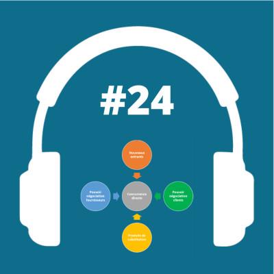 #24 - Les 5 forces de Porter cover