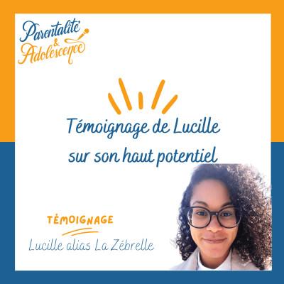 58. Témoignage de Lucille sur son haut potentiel cover